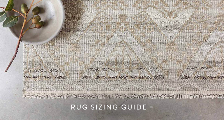 Rug Sizing Guide