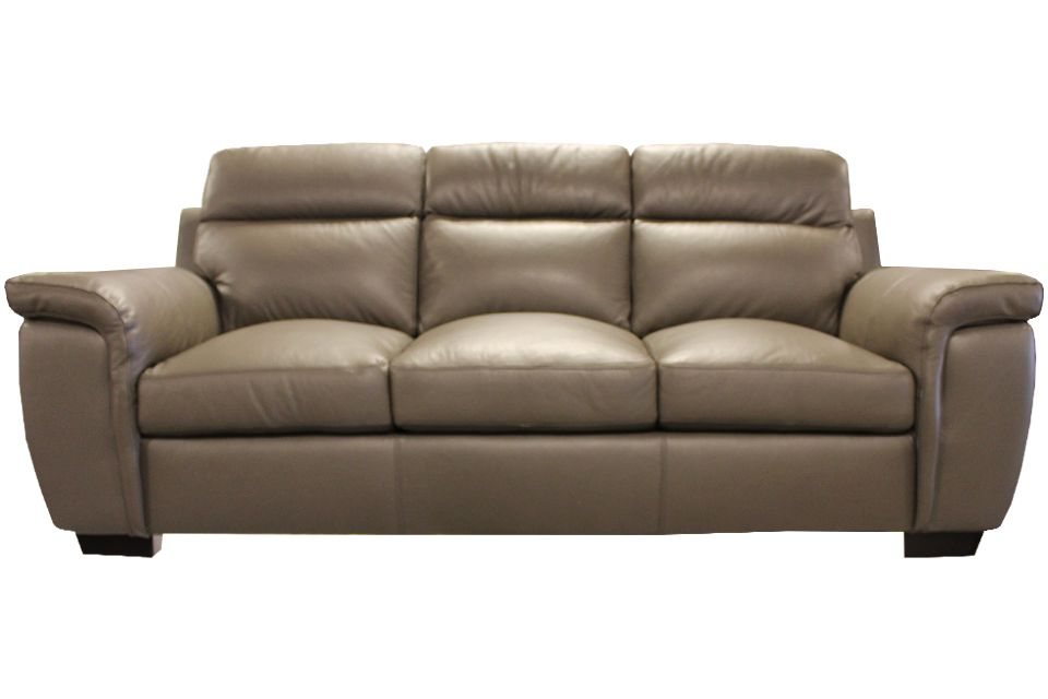 Leather Living Harbour Sofa