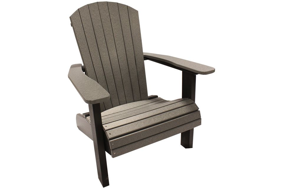 Outdoor Folding Adirondack Chair