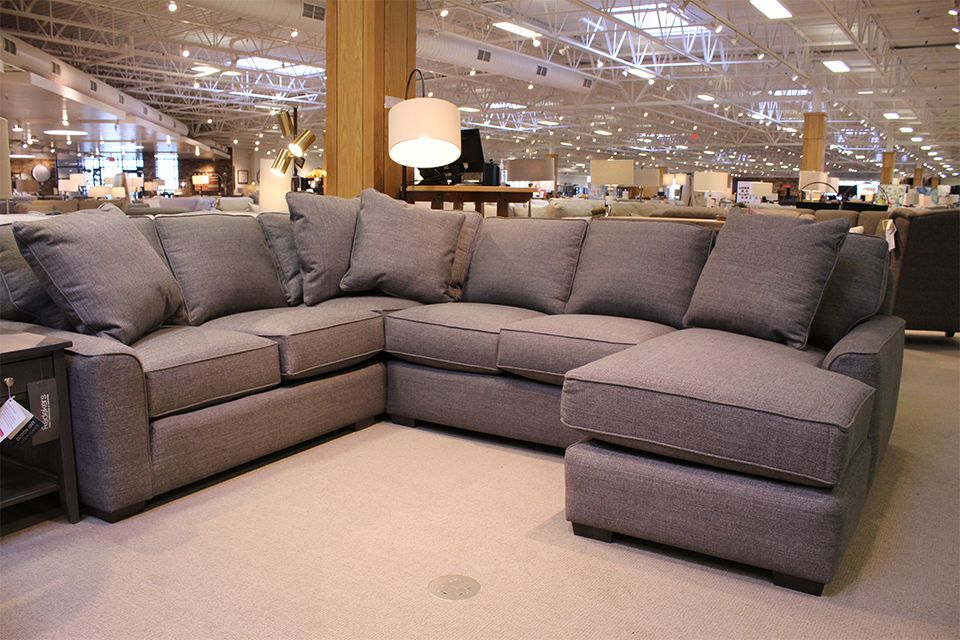 Smith Brothers Upholstered Sectional