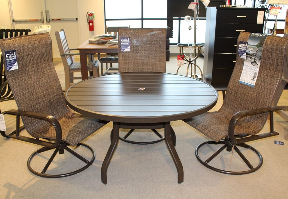 Homecrest Outdoor Dining Table