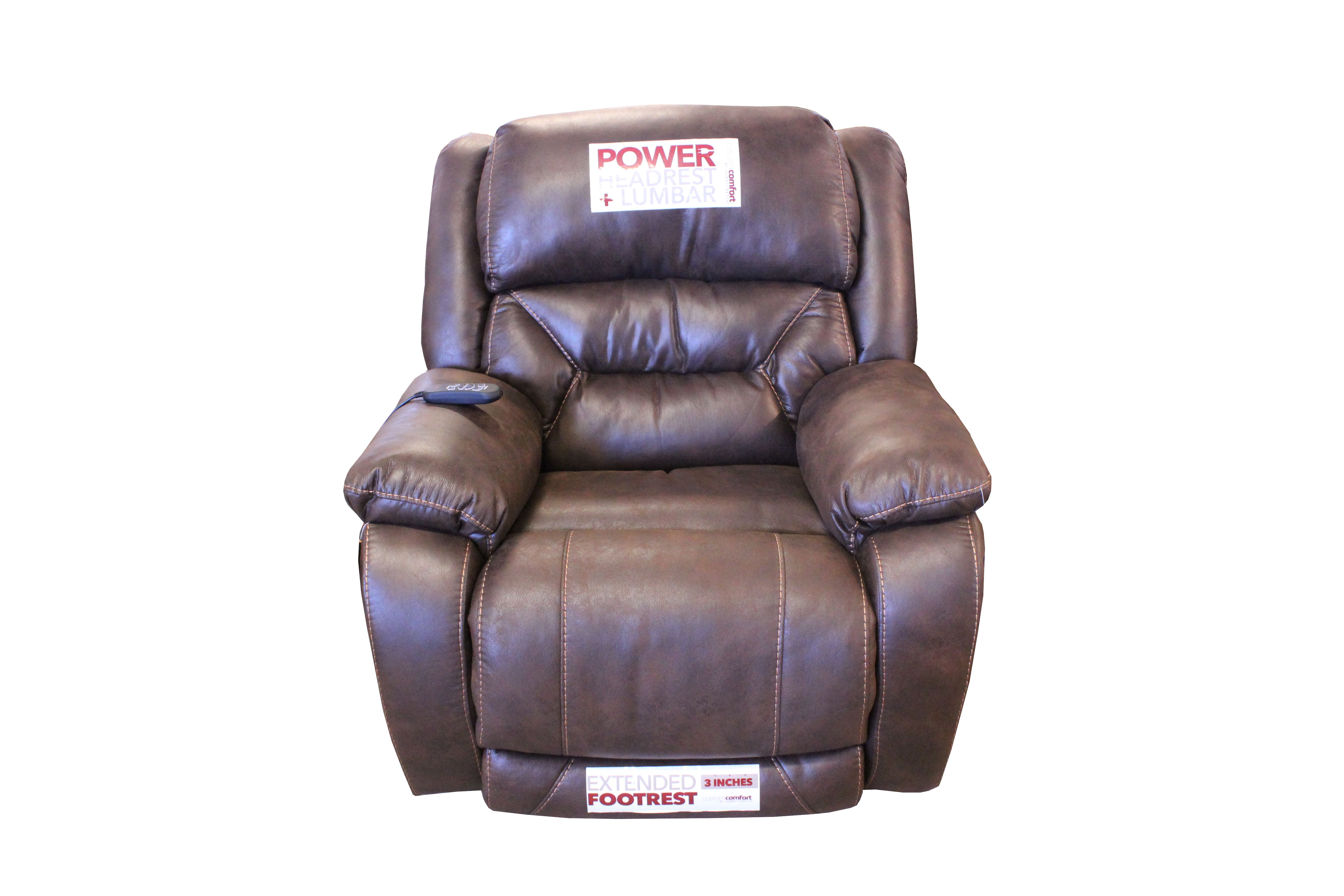 Homestretch Power Recliner
