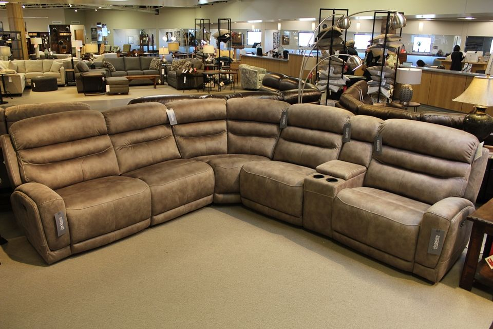 Violino Power Reclining Modular Sectional