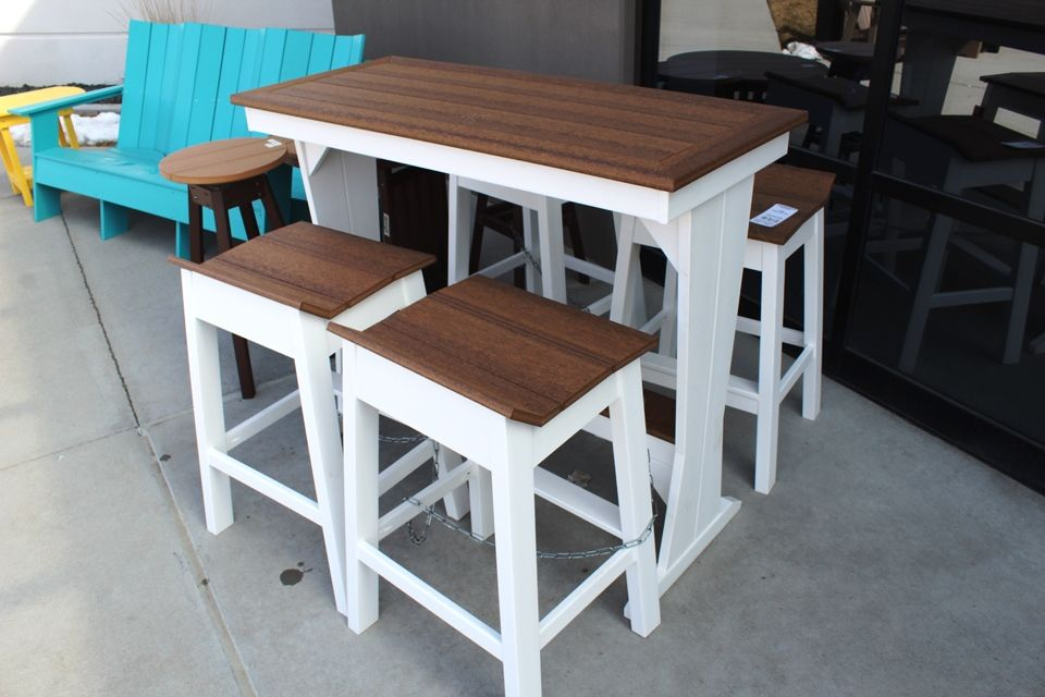 Outdoor Pub Table