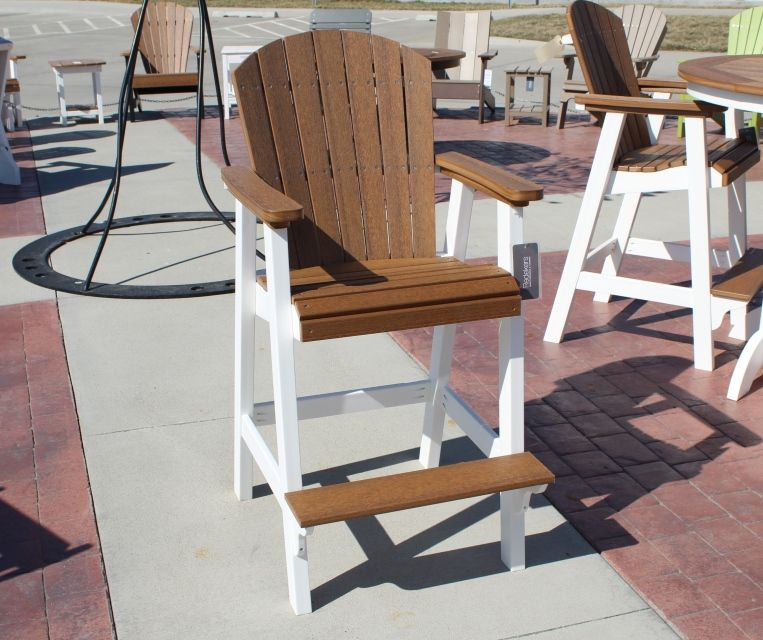 Outdoor Pub Chair