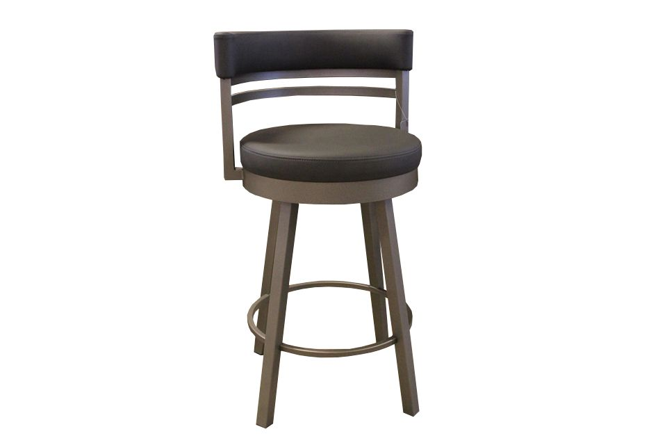 Amisco Counter Height Swivel Stool