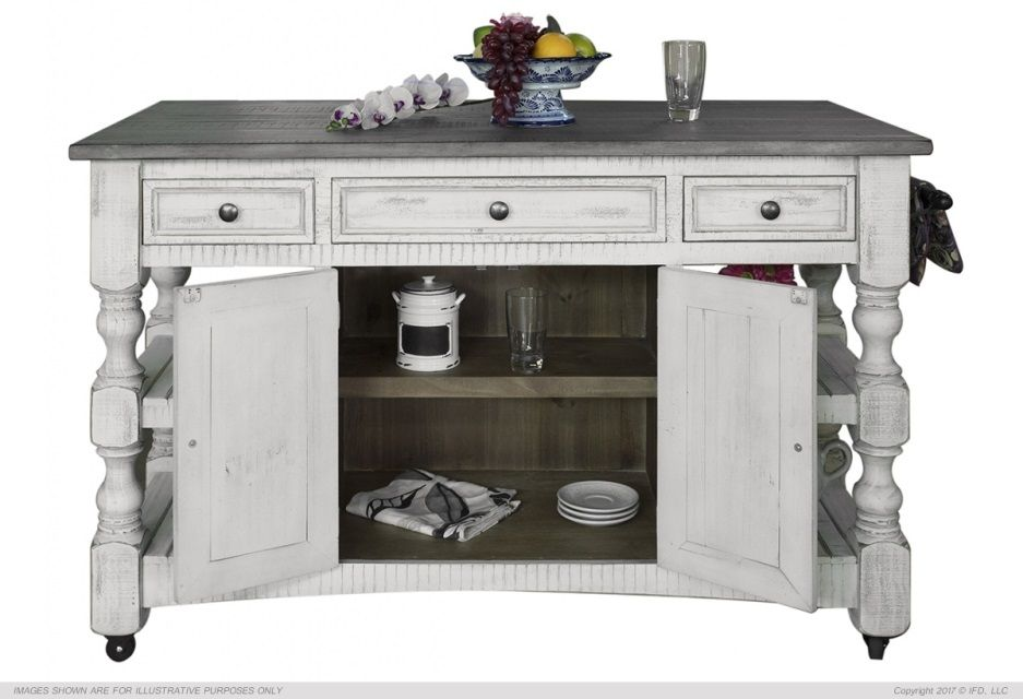 IFD Kitchen Island