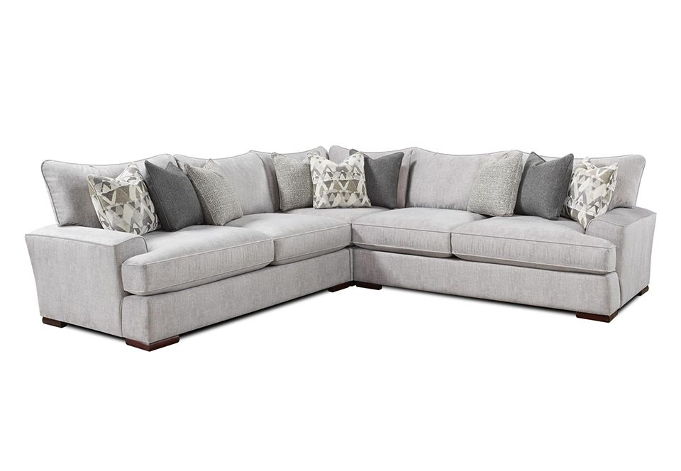 Fusion 3-Piece Sectional