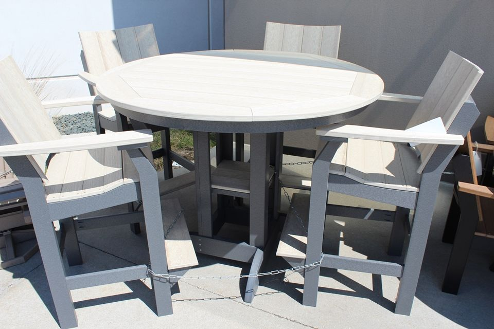Outdoor Counter Height Dining Table