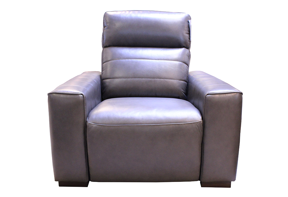 Violino Leather Power Recliner