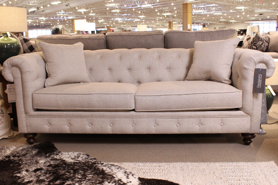 Marshfield Upholstered Chesterfield Sofa