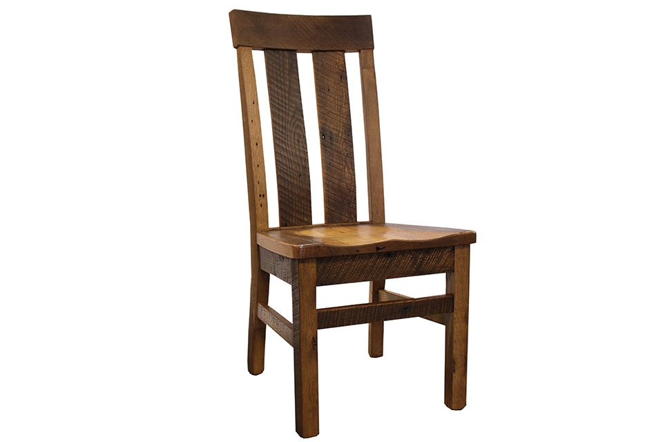 Reclaimed Barnwood Dining Chair
