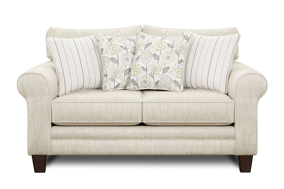 Fusion Upholstered Loveseat
