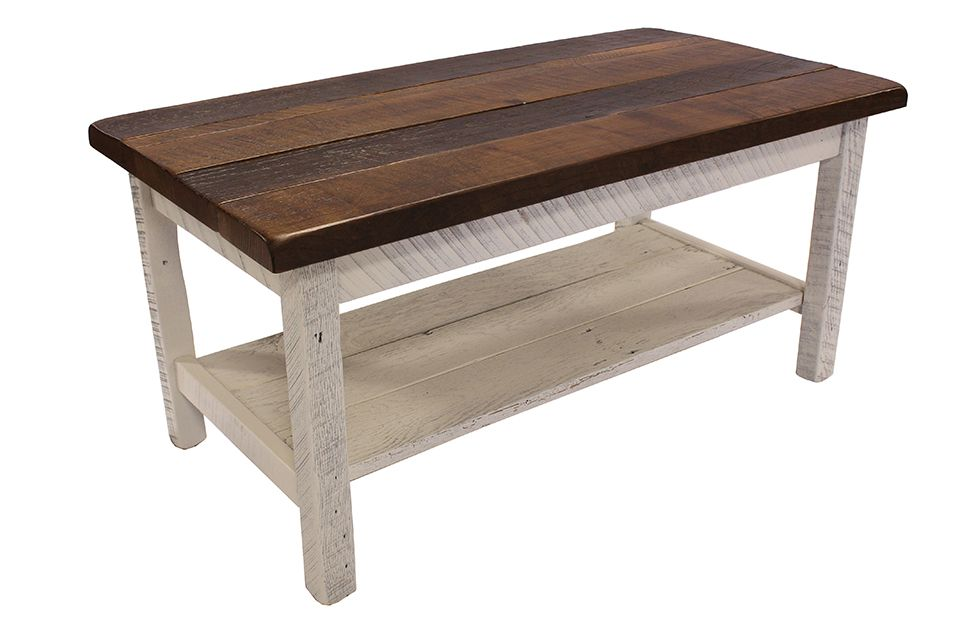 Two Tone Coffee Table