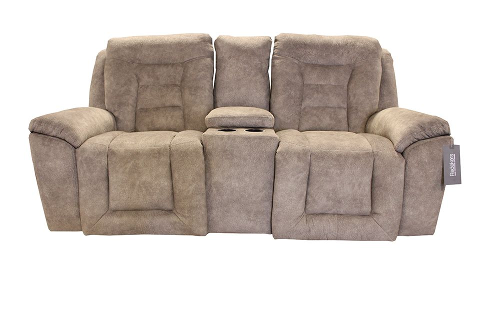 Southern Motion Power Reclining Loveseat With Console