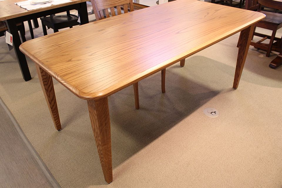Oak Shaker Dining Table