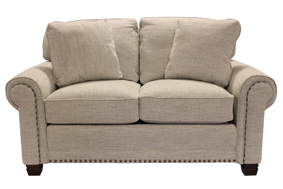 Smith Brothers Upholstered Loveseat