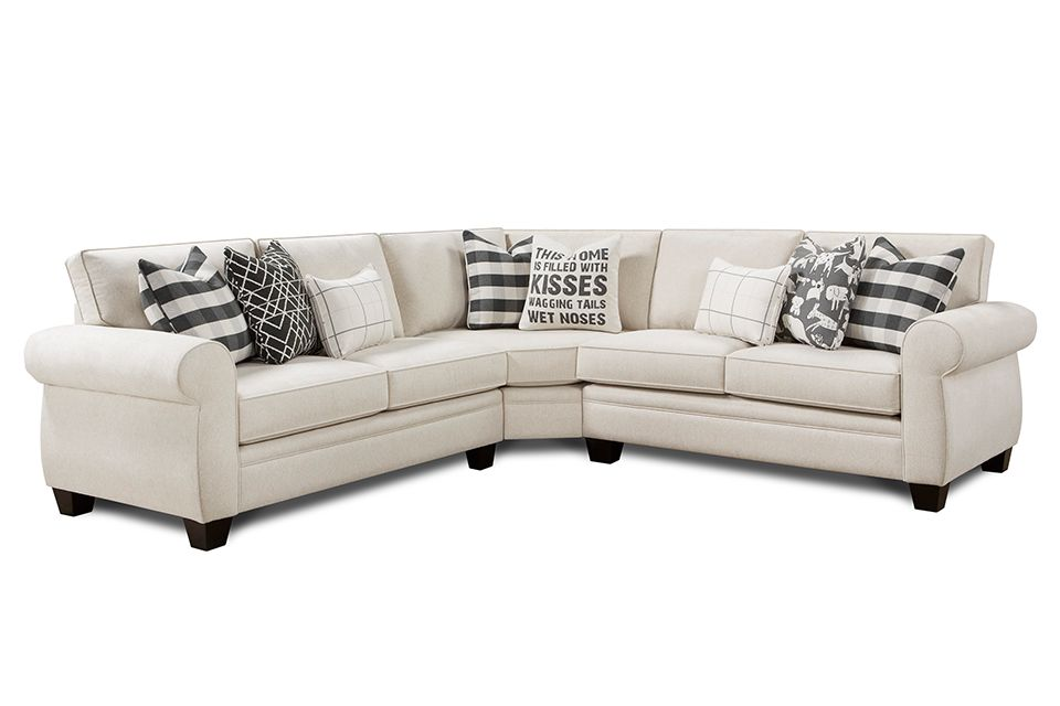 Fusion Upholstered Sectional