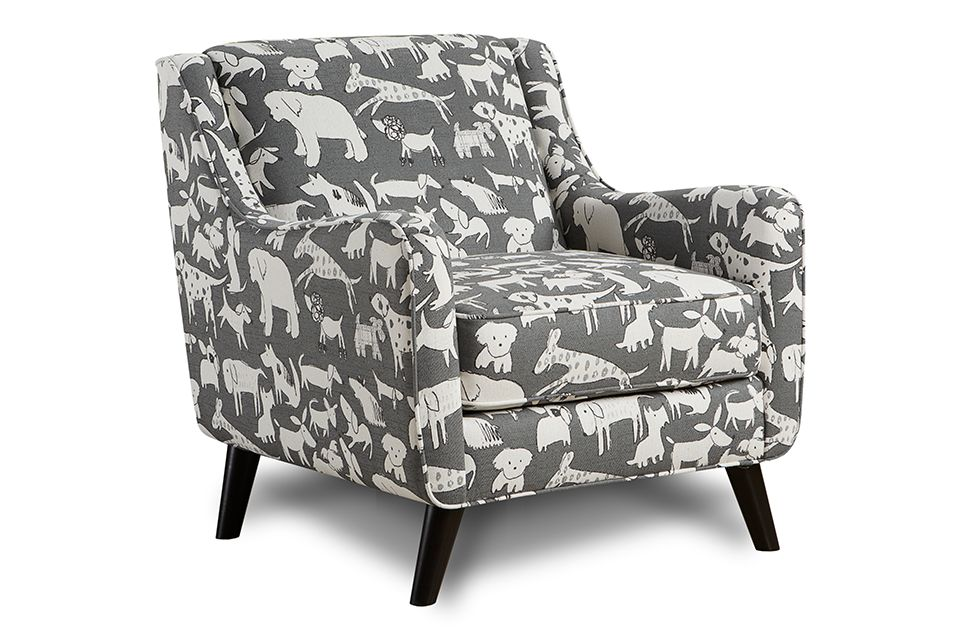 Fusion Upholstered Accent Chair