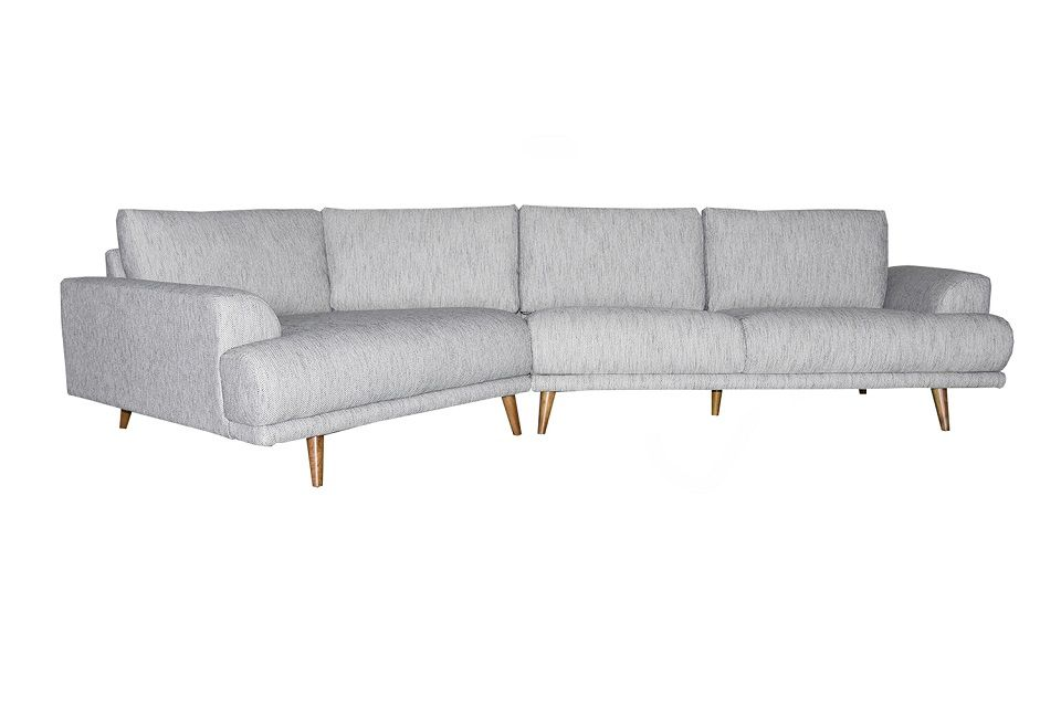 Urban Chic Upholstered 2-Piece Sectional